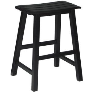 Slat-Seat Stool
