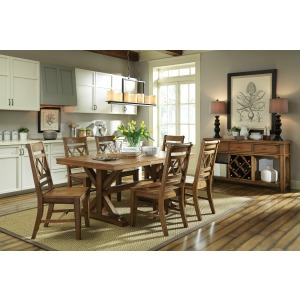 7pc Canyon Table Set