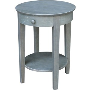 Phillips Table in Heather Gray