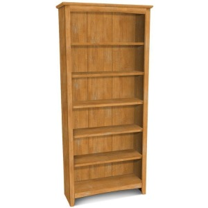 "Shaker Bookcase 48""H"