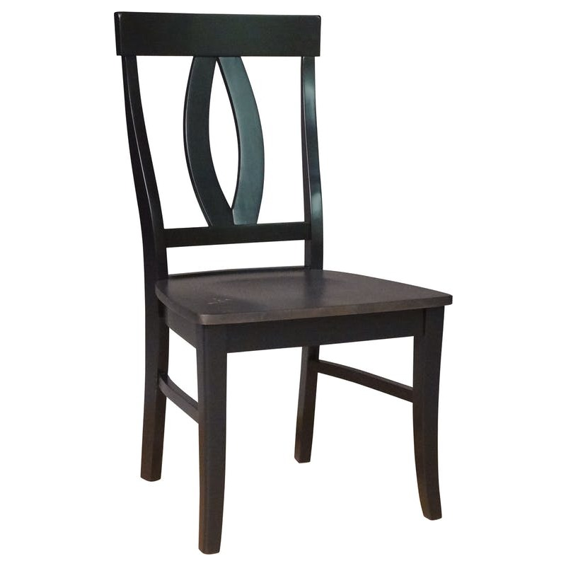 Verona Chair In Coal Black By John Thomas Oskar Huber Furniture Design
