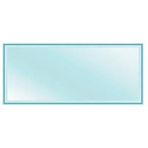 Glass Rect. 18x54 1/2 Pe