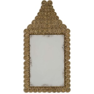 Arlington Washed Oak Mirror