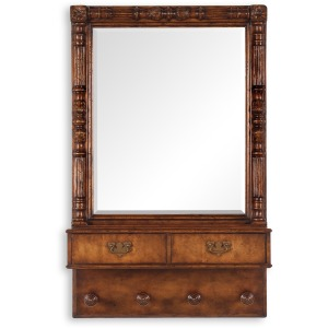 Regency Style Hall Mirror