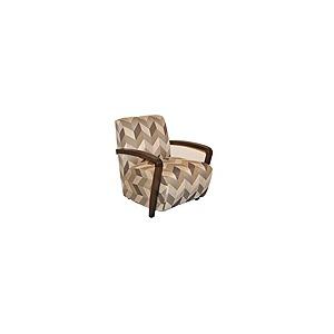 Bannett Wood Accent Chair