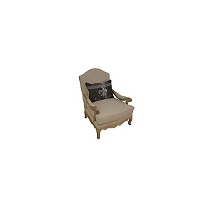 Brennan Wood Accent Chair