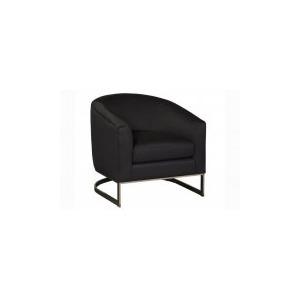 Tina Metal Accent Chair