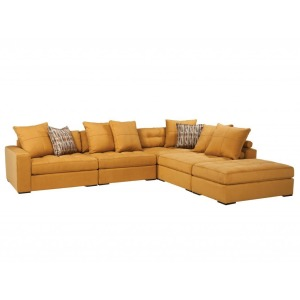 Noah 5 PC Sectional