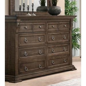 Dresser - Western Brown