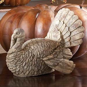 """16"""" Stone Turkey"""
