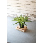 Artificial Potted Green Grass