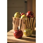 Ceramic Apple - Chartreuse