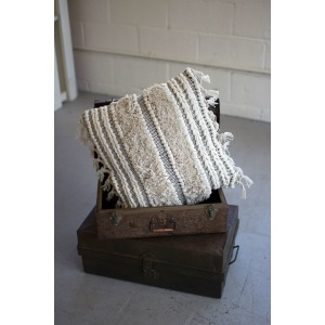 Striped Moroccan Wedding Pillow