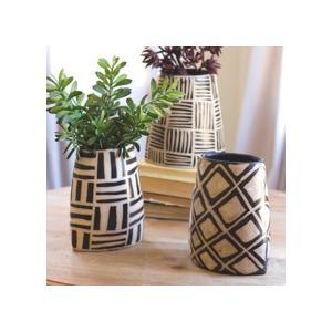 Geometric Design Vases
