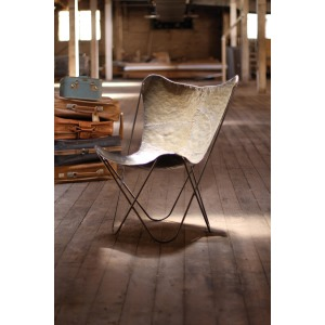 Iron Butterfly Chair -- Raw