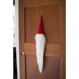 Long Felt Santa Door Hanger