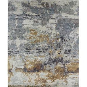 Juno Grey Tones Rug - 2' x 3'