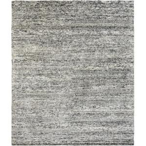 Elements Grey Tweed Rug - 2' x 3'