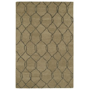 Light Brown Rug - 5' x 8'