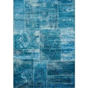 "Antika Blue Rug - 5'7"" x 7'10"""