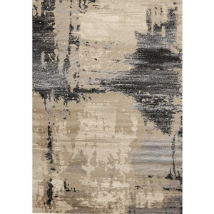 Platinum Grey Brown Rug - 8' x 11'
