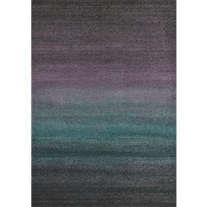 """Ashbury Grey Purple Blue Rug - 5'3"""" x 7'7"""""""