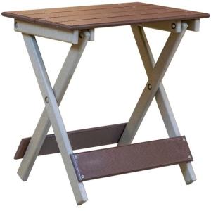 Basic Folding End Table