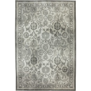 Euphoria New Ross Ash Grey Rug - 8' x 11'