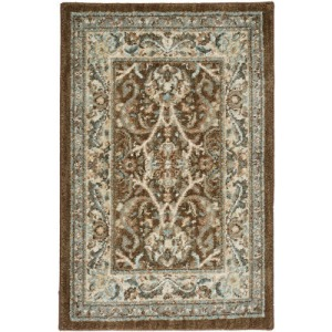 Euphoria Newbridge Brown Rug - 8' x 11'