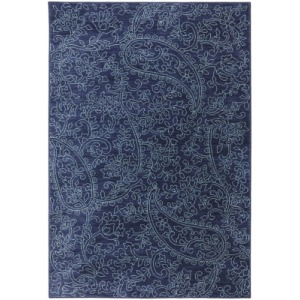 Savannah Kingston Indigo Rug - 8' x 11'