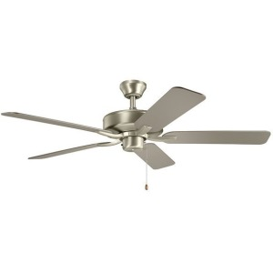"52"" Basics Pro Fan - Brushed Nickel"