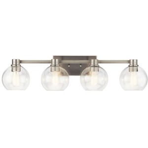 Harmony 4 Light Vanity Light - Brushed Nickel