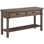 Foundry Sofa Table