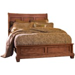 Tuscano Low Profile Bed - Cal King
