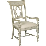 Weatherford Weatherford Arm Chair - Cornsilk