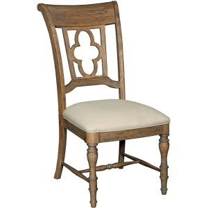 Weatherford Weatherford Side Chair - Heather