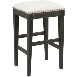 Stone Ridge Bistro Stool - Black