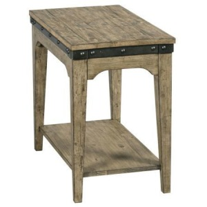 Plank Road Artisan Chairside Table