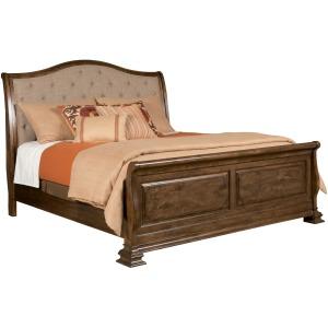 Portolone Portolone Sleigh Bed 6/0