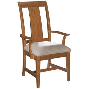 Arm Chair Upholstered Seat