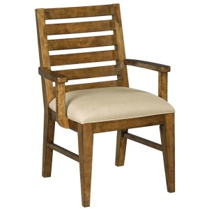 LADDERBACK ARM CHAIR