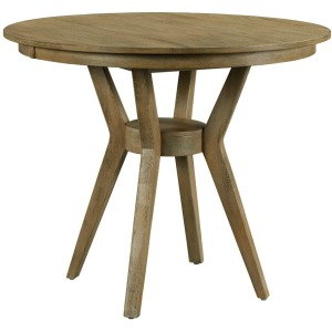 "54"" ROUND COUNTER HEIGHT DINING TABLE COMPLETE"
