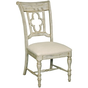 Weatherford Weatherford Side Chair - Cornsilk