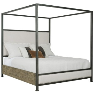 Shelley Canopy Queen Bed