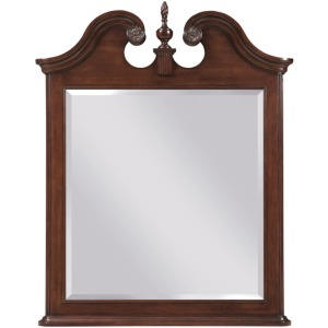 Hadleigh Hadleigh Vertical Pediment Mirror