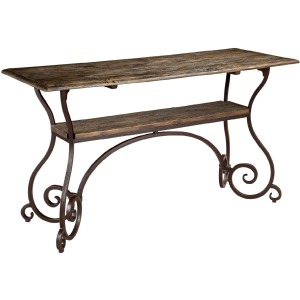 Artisan\'s Shoppe Living Room Tables Lorraine Sofa Table