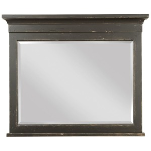 REFLECTION MIRROR-ANVIL FINISH