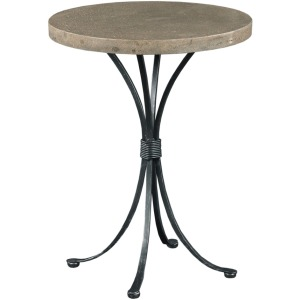 Modern Classics Living Room Tables Accents Round End Table