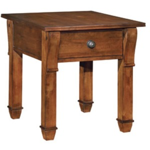 Tuscano Rectangular End Table