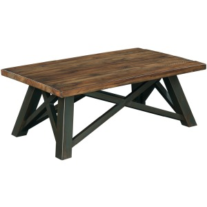 Modern Classics Living Room Tables Crossfit Rectangular Cocktail Table
